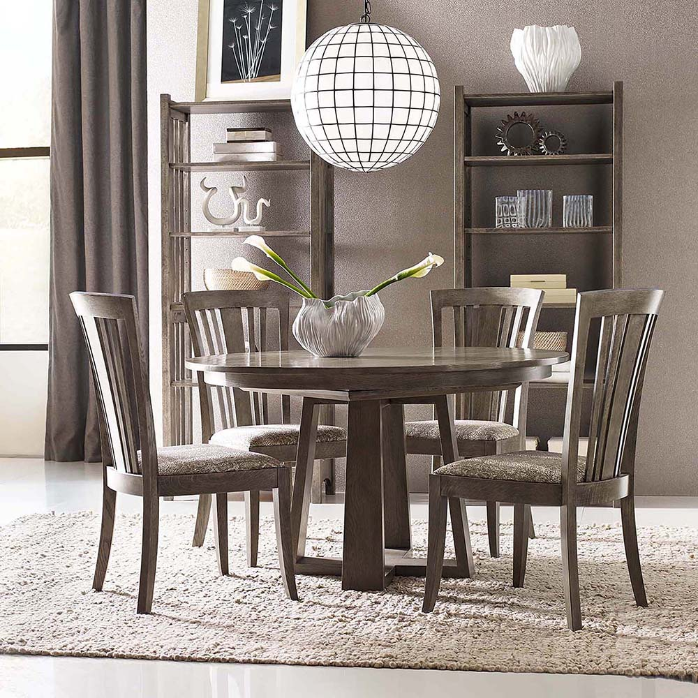 Modern Loft Round Dining Table